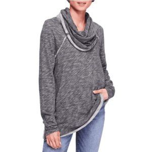 Free People • Cowl Neck Sweatshirt